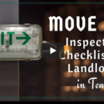 Move Out Inspection Checklist for Landlords in Tempe